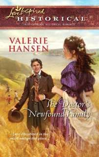 The Doctors Newfound Family (Love Inspired Historical Series)