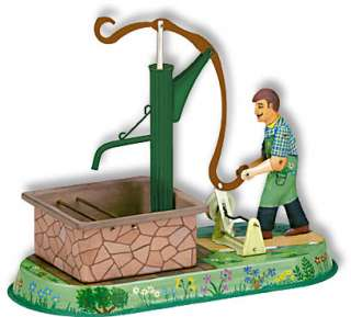 Wilesco M 88 Tin Toy Water Pump for Live Steam Engines