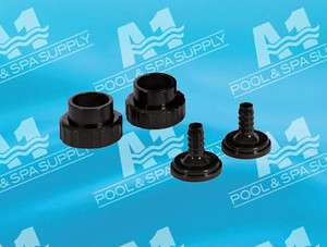 Hayward 6060 Booster Pump Union Kit Fittings 6060UNPAK