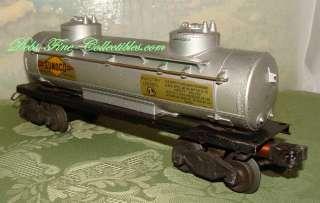 Lionel   Post War   Sunoco Tank Car   O   6465   1948