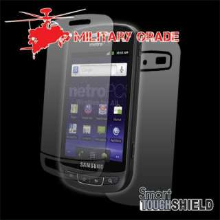 INVISIBLE FULL BODY SHIELD SCREEN PROTECTOR CASE FOR METROPCS SAMSUNG