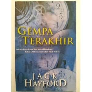 Gempa Terakhir (9789793012148): Jack Hayford: Books