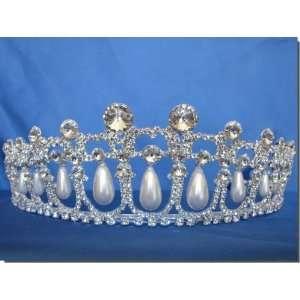 Bridal Wedding Tiara Crown D0818 Beauty
