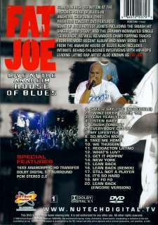 Fat Joe   Live at the Anaheim House of Blues (DVD, 2006) 064572153793