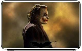 Joker Batman Laptop Netbook Skin Cover Sticker Decal