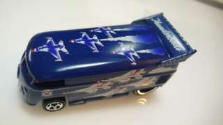 Hot Wheels VW Drag Bus thunderbirds loose