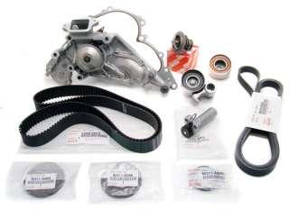 Toyota/Lexus V8 Complete Timing Belt+Water Pump Kit 4.7L Genuine & OEM