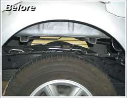 64 74 Toyota Landcruiser Body Lift Gap Guard Kit