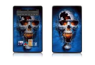 Kindle Fire Protective Skin Decal Cover Hell Freezes Over