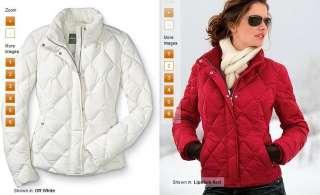 Eddie Bauer Yukon Classic Down Jacket Coat PETITE S,M,L