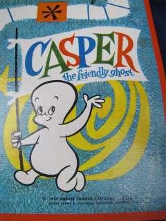 1959 MB Casper he Friendly Ghos Caroon Board Game |