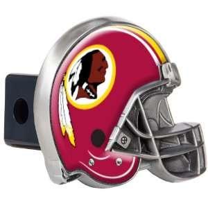 Washington Redskins Great American Metal Helmet Trailer Hitch Cover