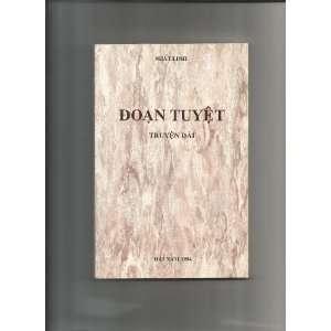 Doan Tuyet Truyen Dai (In Vietnamese): Nhat Linh: Books