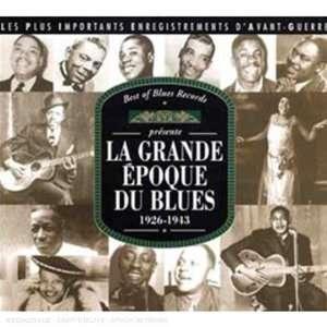 Epoque Du Blues) Pre War Blues Story 1926 1943: Various Artists: Music