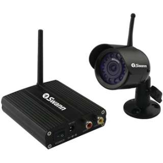 WIRELESS CORDLESS INDOOR OUTDOOR SECURITY CAMERA SYSTEM SW231 WCH