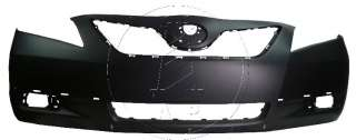 TOYOTA CAMRY 07 09 BUMPER COVER FRONT SE MODEL PRIMED NEW