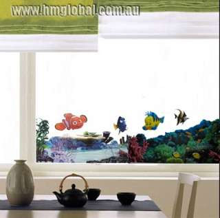 Finding Nemo Removable Wall Sticker Decal Decor Mural