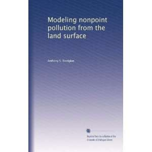 Modeling nonpoint pollution from the land surface: Anthony