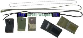 IDF Israel Army Official Full Set Dog Tag Diskit Cover