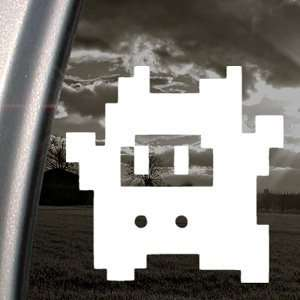 SUPER MARIO Decal NES NINJI NINTENDO Window Sticker Arts
