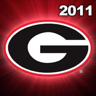 Georgia Bulldogs 2011 Live Clock: Appstore for Android