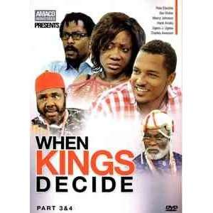 When Kings Decide 3 & 4: Van Vicker, Mercy Johnson: Movies & TV