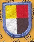 3rd Special Forces Grp Airborne ODA 314 MFF HALO patch