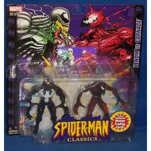 ultimate carnage action figure on PopScreen Ultimate Carnage Toy