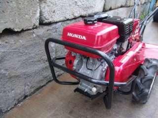 HONDA REAR TINE TILLER FRC 800 HONDA MOTOR WORKS GREAT