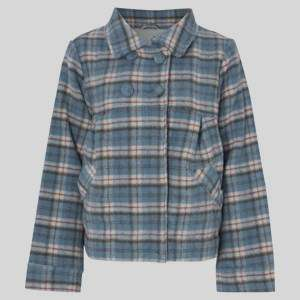 ANIMAL Smart Wool Jacket Blue Coat Aqua Chaqueta Veste