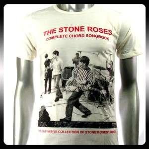 The Stone Roses Rock Punk Alternative Band T shirt Sz L
