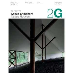 2G 58/59 Kazuo Shinohara (2G Intenational Architecture