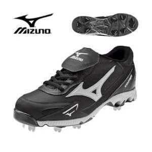 Mizuno Mens 9 Spike Vintage G6 Metal Cleats (Low)  Sports