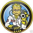 Valentino Rossi   Doctor Logo Sticker   Official Gear