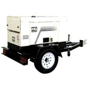 300 DC Welder 10.5KW Generator, Kubota Diesel T 4