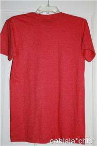 ANIMAL MUPPETS TV Show Red Drummer T Shirt Tee Top NWT