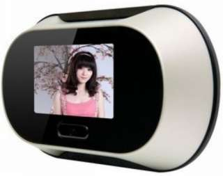 LCD Digital Door Peep hole Viewer Security Camera