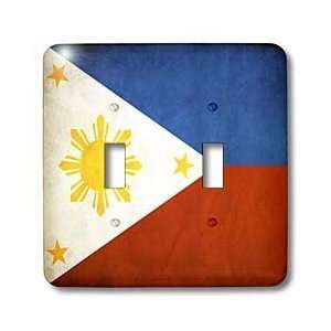 Flags   Philippines Flag   Light Switch Covers   double