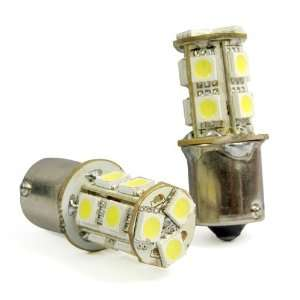 PCS 1156 CAR TURN SIGNAL TAIL BULB 13 SMD 5050 LED CORNER LIGHT LAMP