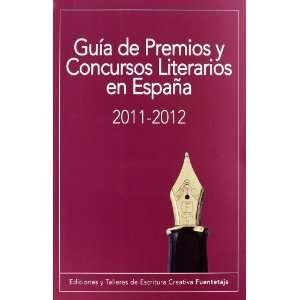 en España 2011 2012 (9788495079411): Dolores Jiménez Morato: Books