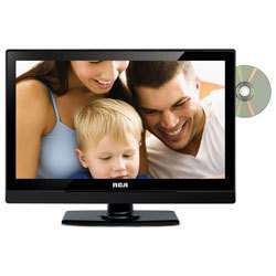 12 volt v portable flat screen tv television 19 dvd new. Black Bedroom Furniture Sets. Home Design Ideas