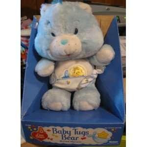 Original Care Bears 10 Baby Tugs Bear (1983)