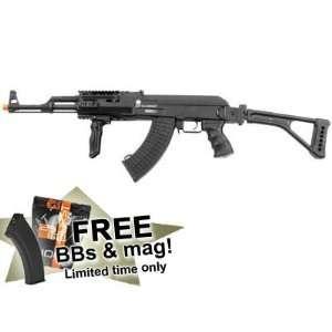 AK47 Kalashnikov Tactical AEG Rifle   0.240 Caliber