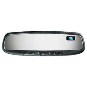 Auto Dimming Rear View Mirror system with Compass and Homelink for GM