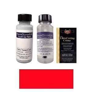 1 Oz. Hot Rod Red Paint Bottle Kit for 1990 RAL All Models