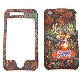Apple iPhone 3G/3GS   Hunter Series, Camo Camouflage Rebel Ford Deer