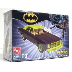 Batman Joker Goon Car Model Kit AMT ERTL 1/25 scale Toys