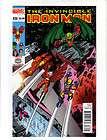 Invincible Iron Man #30 (SHS Variant) NM
