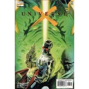 Universe X No. 7 (2001) Jim Krueger Books
