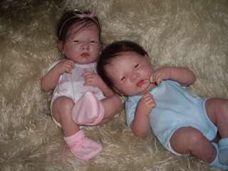 reborn doll/baby ooak berenguer preemie custom order girl or boy u